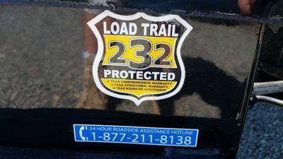 "2016 Load Trail 102"" x 22' Standard Pintle Hook Deck Over Trailer"