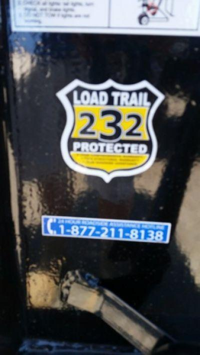 "2017 Load Trail 72"" x 10' Single Axle Trailer"