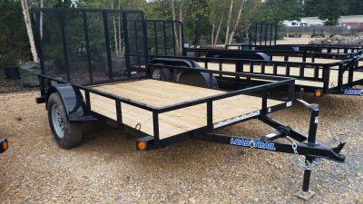 "2017 Load Trail 72"" x 10' Single Axle Trailer"