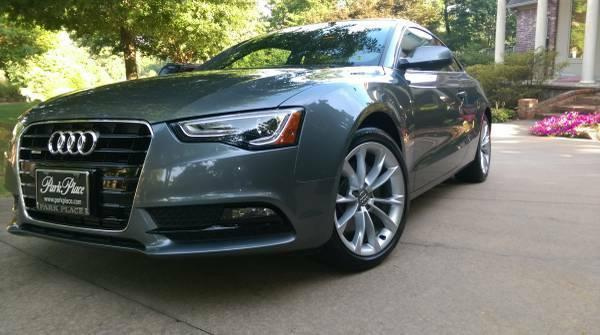 2014 Audi A5 T 2.0 Quatto Tiptronic Sports Car