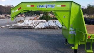 """2017 Load Trail 32'x 102"""" Gooseneck Flatbed Trailer - FOR RENT"""
