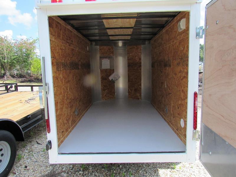 2017 10' x 5' Cargo Craft Enclosed Cargo Trailer - FOR RENT