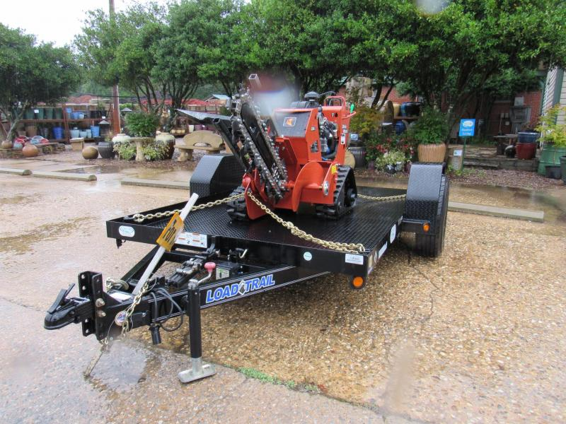2018 Ditch Witch C24X Walk Behind Trencher