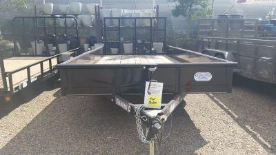 "2016 Diamond C 83"" x 16' General Duty Utility Trailer"
