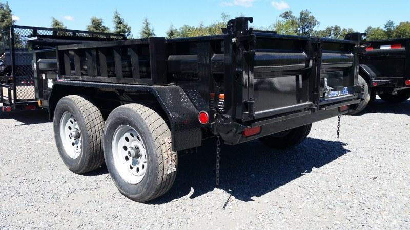 "2017 Load Trail 60"" x 10' Tandem Axle Dump Trailer"
