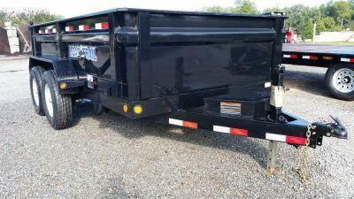 2017 Load Trail 83 x 12 Tandem Axle Dump Trailer