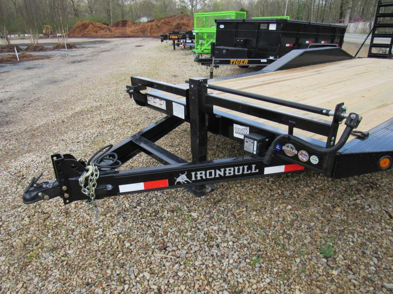 "2019 Iron Bull ES2 102"" x 20' Utility Equipment Trailer"