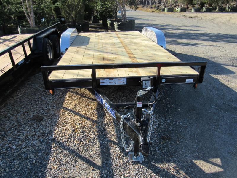 "2017 Load Trail 83"" x 16' Carhauler"