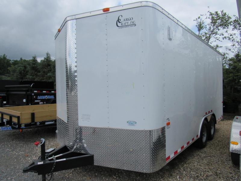 2017 18' x 8'5 Enclosed Cargo Craft - FOR RENT