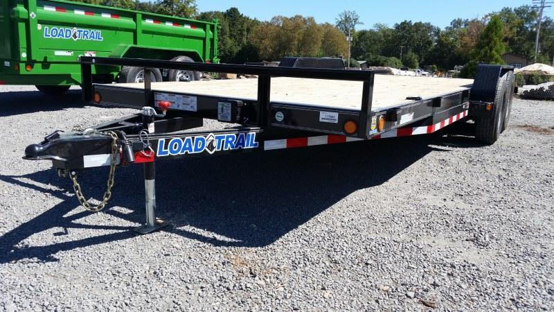 "2017 Load Trail 83"" x 20' Car / Racing Trailer"