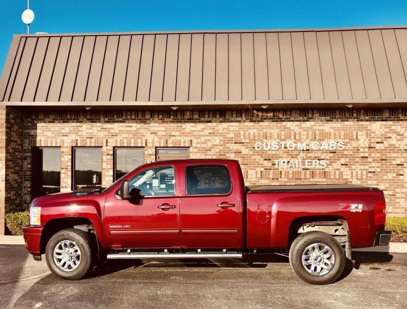 2014 Chevrolet Silverado 2500 LT Truck