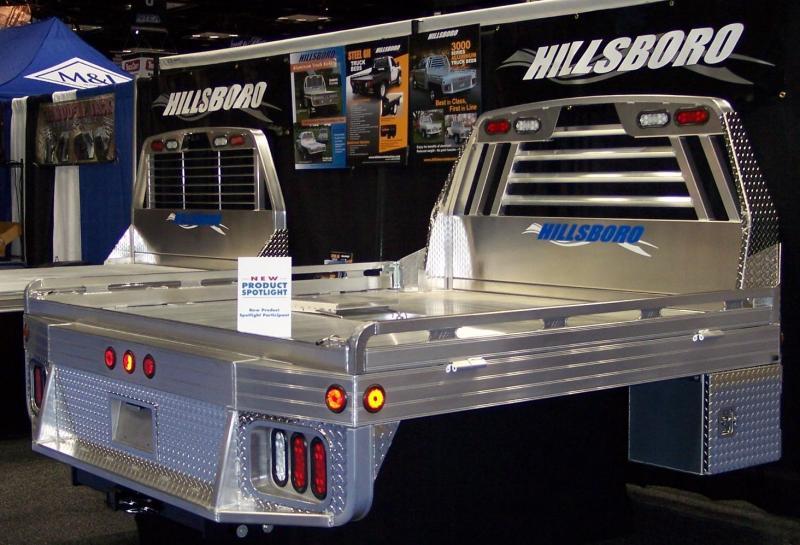 2020 Hillsboro 3000 Truck Bed