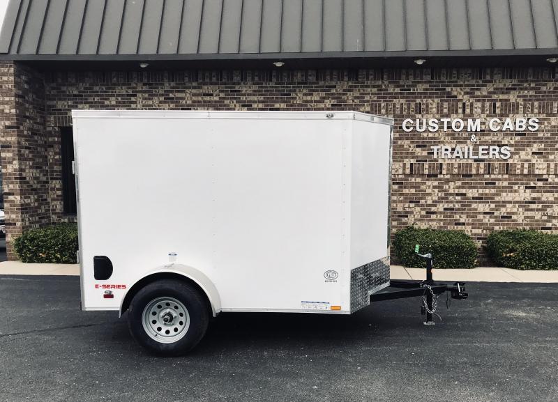 2020 Cargo Mate 5' x 8'  Enclosed Cargo Trailer