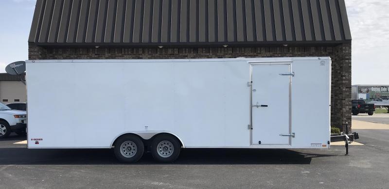 2020 Cargo Mate 8.5' x 24' Enclosed Car Trailer
