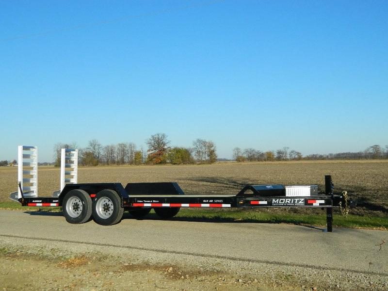 2020 Moritz International 20' UT 8K Flatbed Trailer