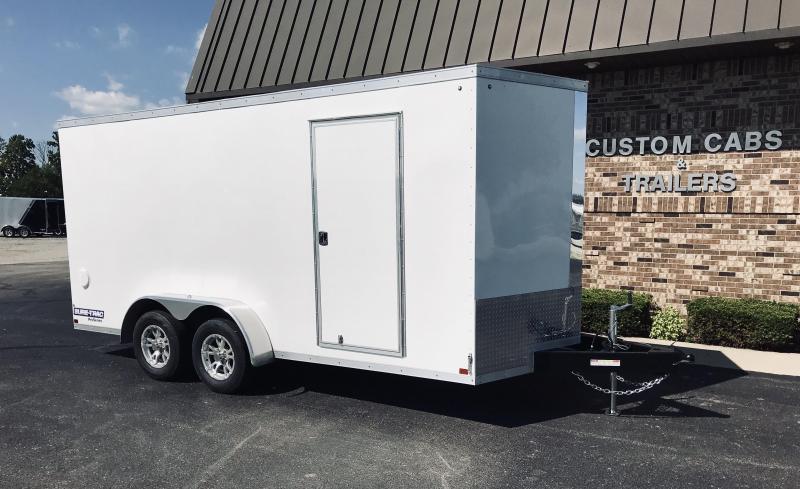 2020 Sure-Trac 7' x 16' Pro Series Wedge Cargo TA 7K