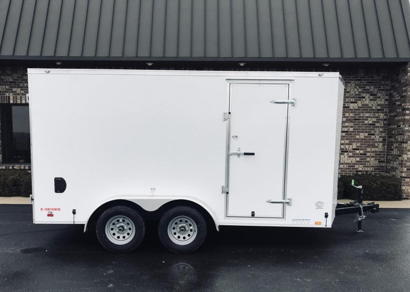 2021 Cargo Mate EHW714TA2 Enclosed Cargo Trailer