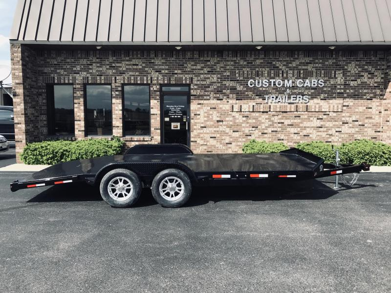 2019 Sure-Trac 7' x 18'  Car Hauler