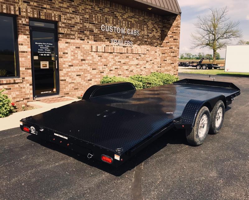 2019 Sure-Trac 7' x 18'  Car Hauler