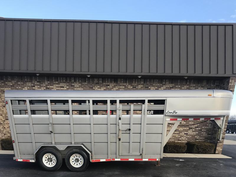 2013 CornPro SG-16 7S Livestock Trailer