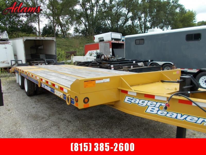 2019 Eager Beaver 20XPT Equipment Trailer