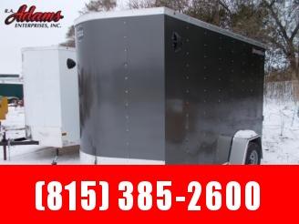 2020 Wells Cargo FT610S2-D Cargo / Utility Trailer