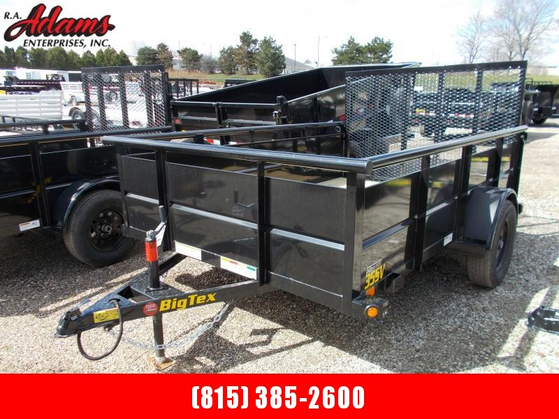 2019 Big Tex 35SV-10 Utility Trailer