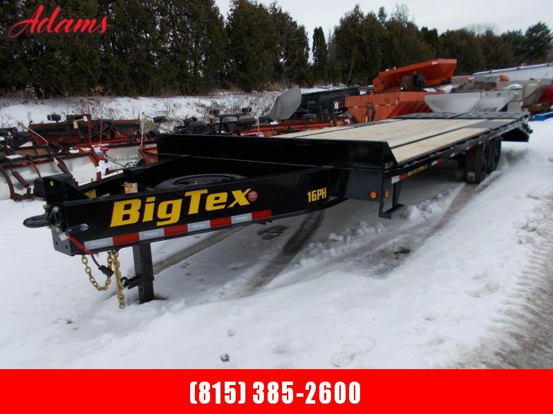 2020 Big Tex 16PH-20+5 Equipment Trailer