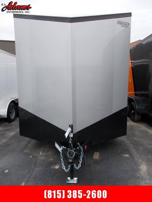 2020 Bravo SC714TA2 Cargo / Utility Trailer