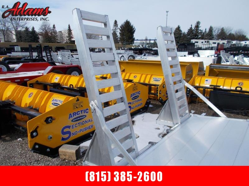 2021 Aluma 8220-14K Equipment Trailer