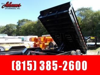 2020 Sure-Trac ST9614HLODOD-B-140 Dump Trailer