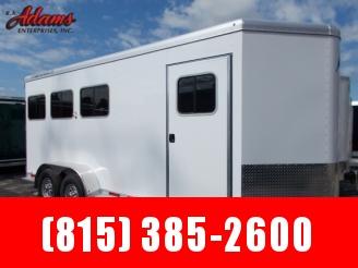 2020 Featherlite FL9409 3 Horse Bumper Pull Trailer