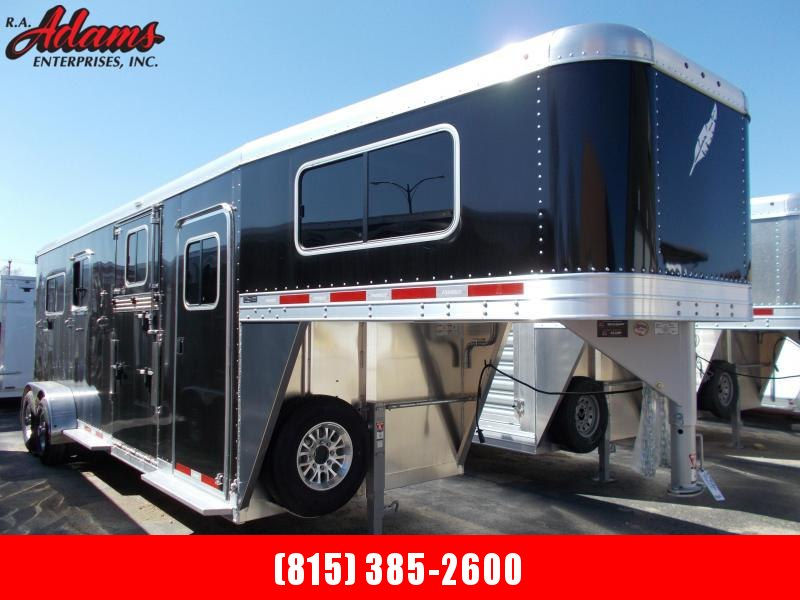 2020 Featherlite FL9752-2+1 Horse Trailer