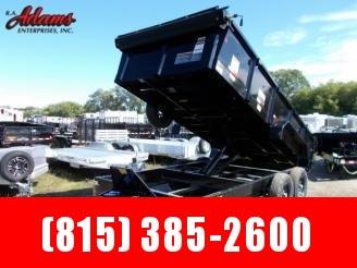 2020 Big Tex 14LX-16 Dump Trailer