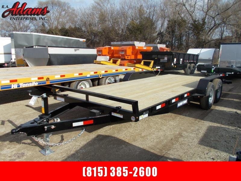 2020 Sure-Trac ST8220CHW-B-100 Car / Racing Trailer