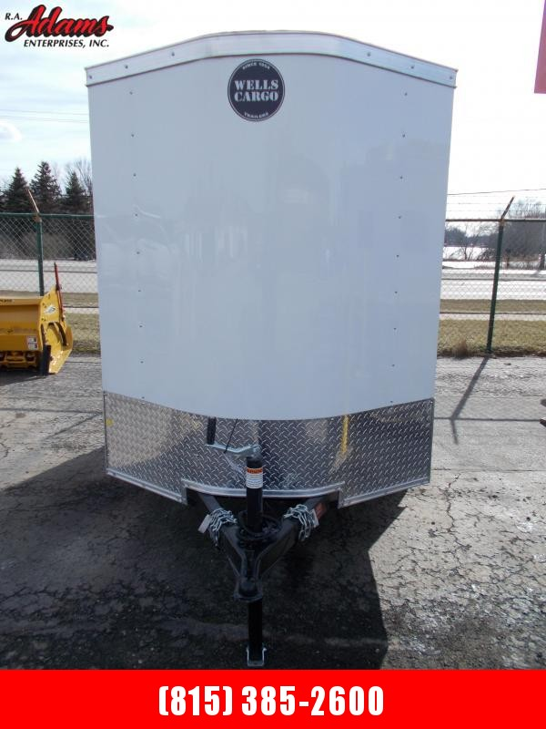 2020 Wells Cargo FT58S2 Cargo / Utility Trailer