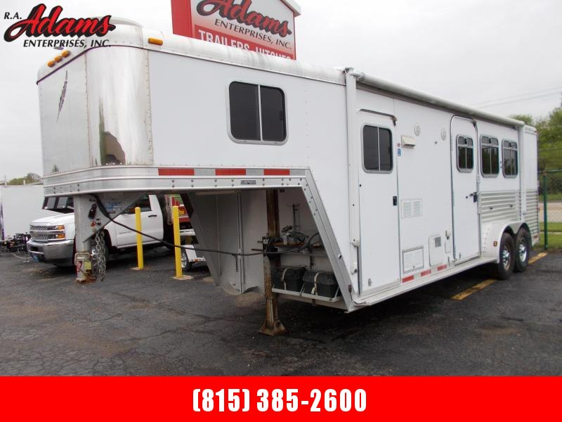 2003 Featherlite FL8537-3H 3-Horse Trailer
