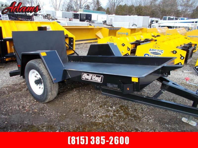 2019 RediHaul Trailers ML5460S Equipment Trailer