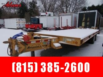 2005 American 40TALT Equipment Trailer