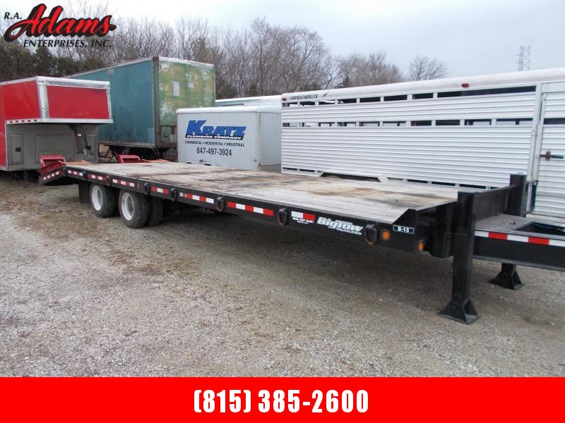 2019 Towmaster MISCFLATBED Equipment Trailer