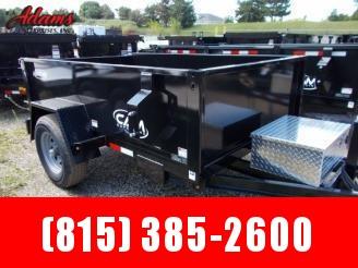 2020 Cam Superline P5508LPDT Dump Trailer
