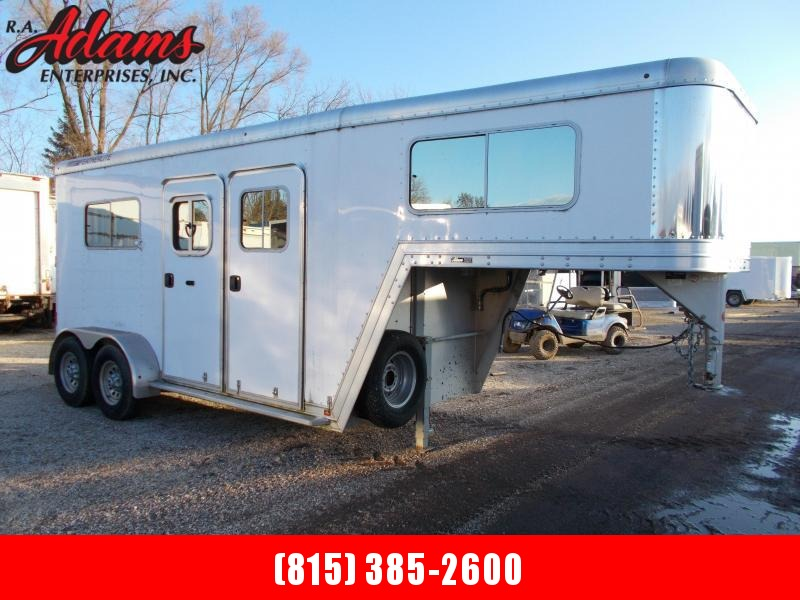 2020 Featherlite FL9607 2-Horse Trailer