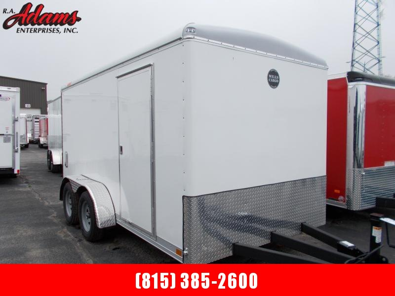2020 Wells Cargo WHD714T2 Landscape / Cargo Trailer