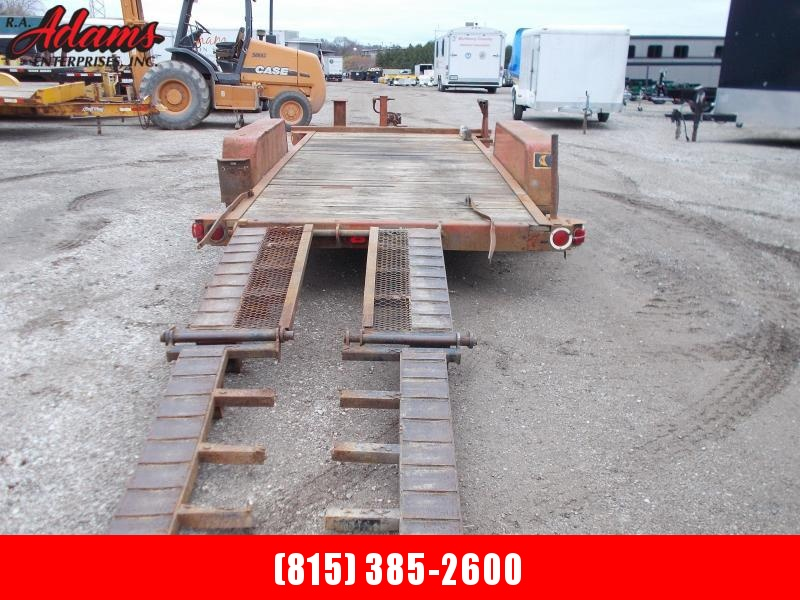 1997 Ditch Witch Equipment Trailer