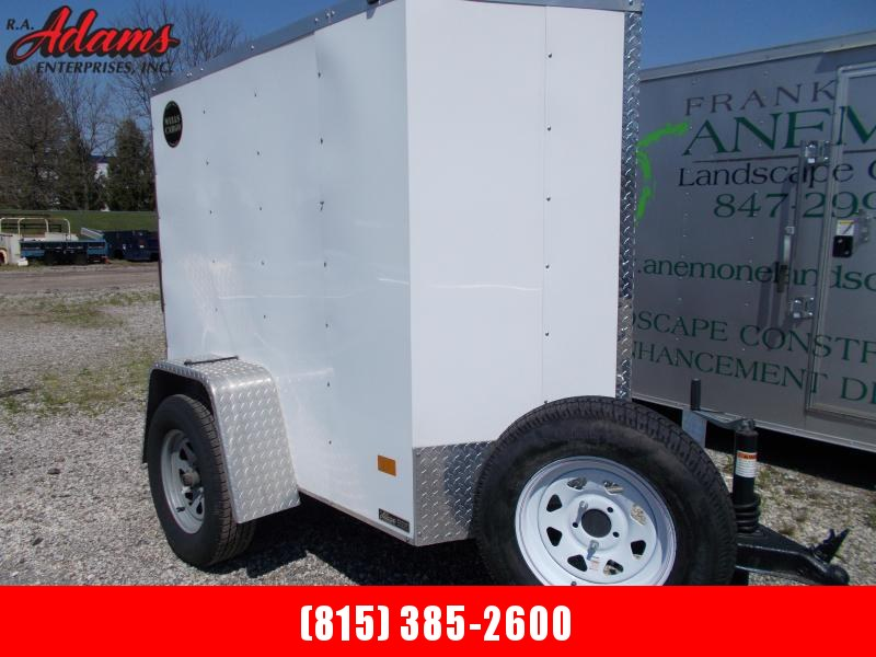 2018 Wells Cargo WCVG46S Enclosed Cargo Trailer