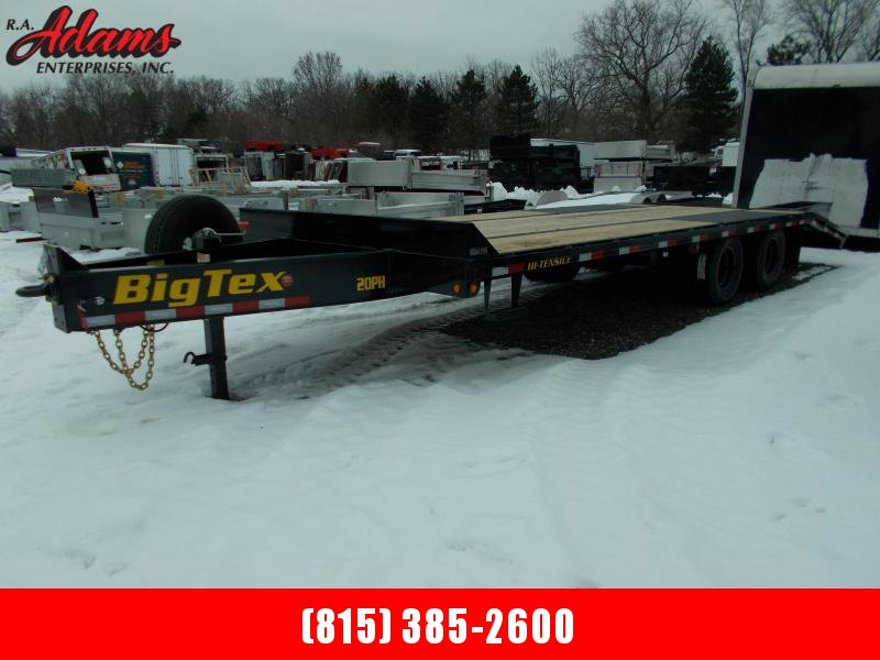 2020 Big Tex 20PH-20+5 Equipment Trailer