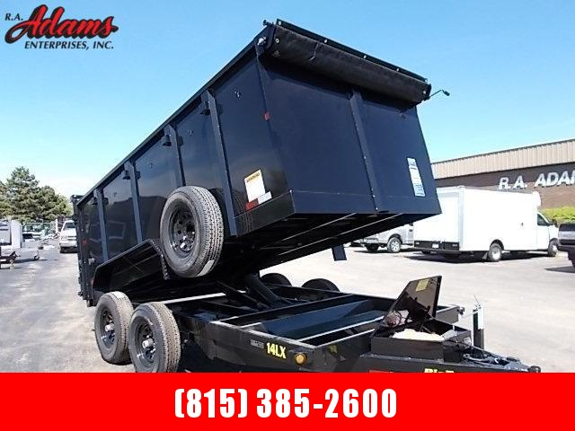 2020 Big Tex 14LX-14-P4 Dump Trailer