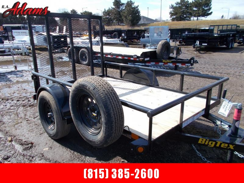 2020 Big Tex 30SA-8 Utility Trailer