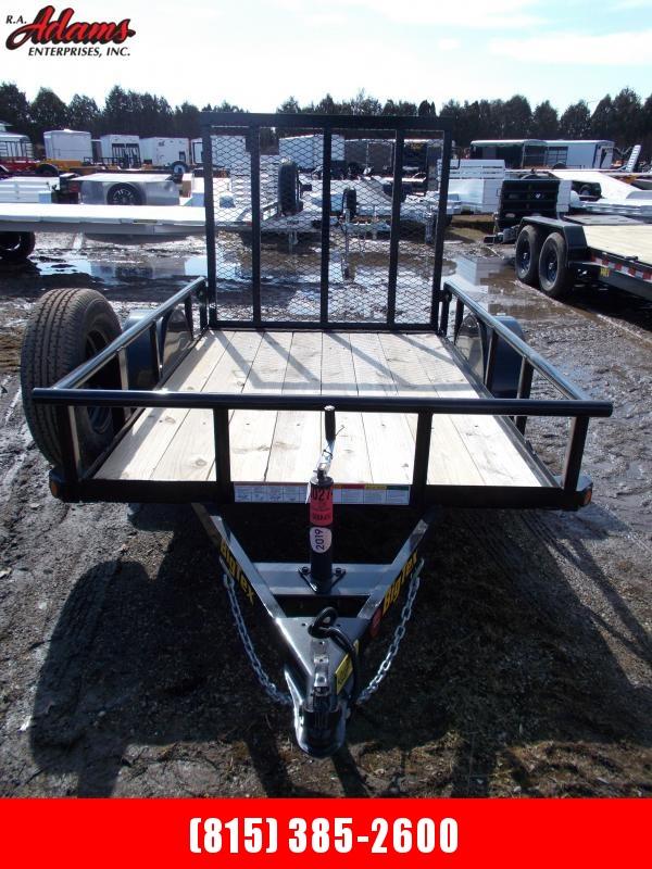 2020 Big Tex 30SA-8 Utility Trailer