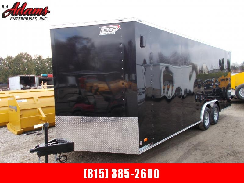 2020 Bravo SC8520TA2 Car / Racing Trailer